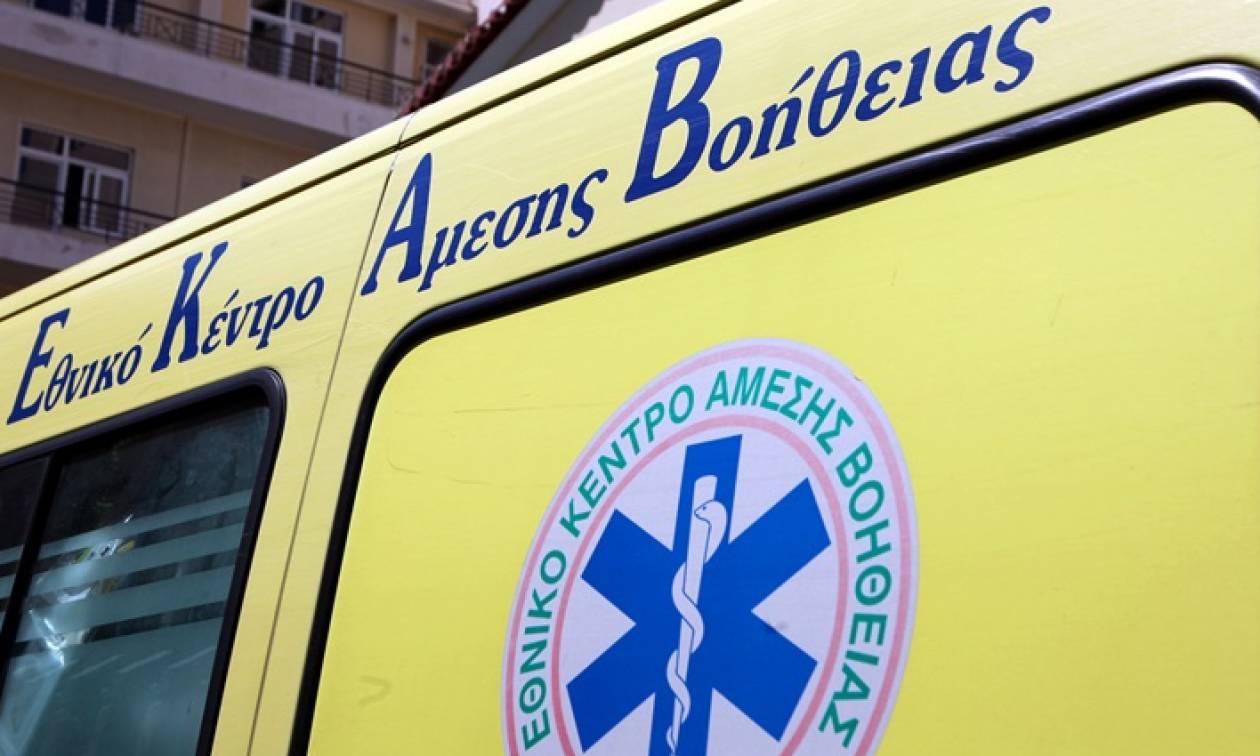 Κρήτη: Σοβαρό τροχαίο με ασθενοφόρο που μετέφερε δύο νεογνά