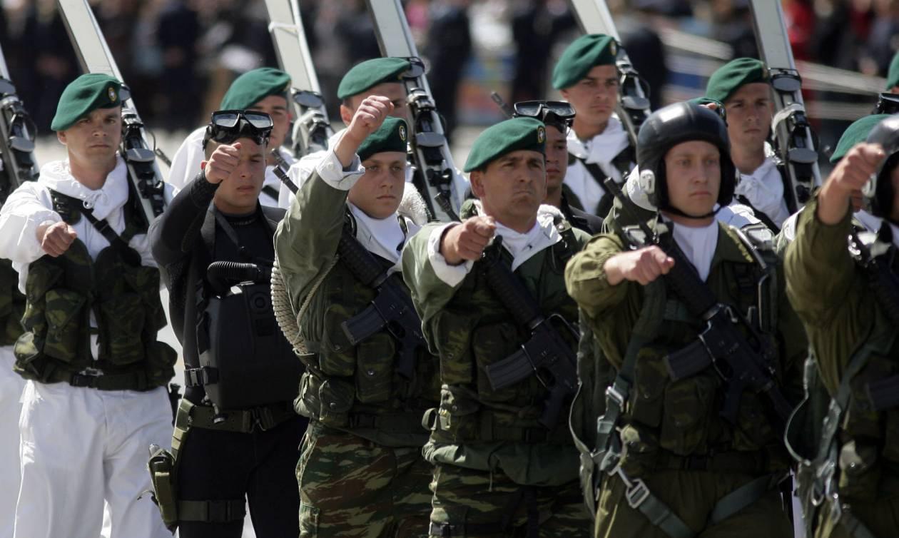 Αυτά είναι τα νέα μερίσματα στις Ένοπλες Δυνάμεις