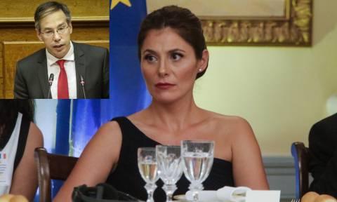 Οι εμμονές του Μαυρωτά με τη σύζυγο του πρωθυπουργού - Όλη η αλήθεια για το ΕΜΠ