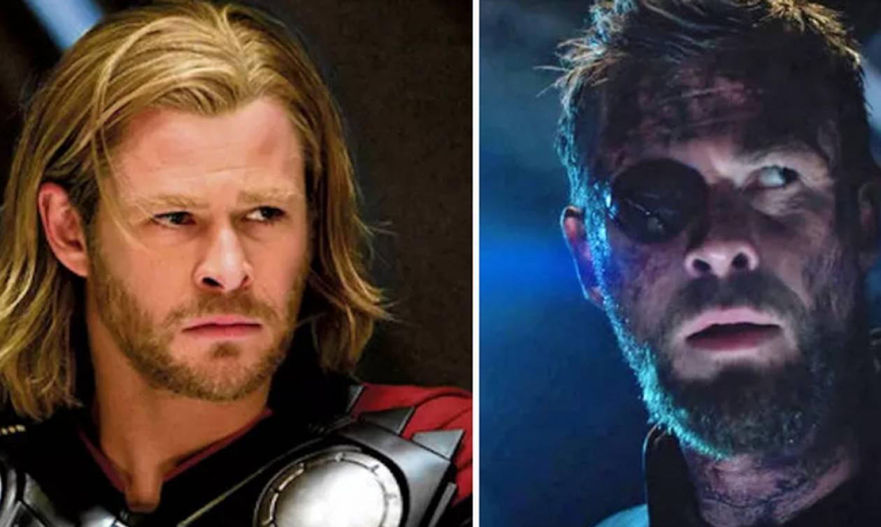 Δείτε πώς ήταν οι Avengers πριν από μια 10ετία! (pics)