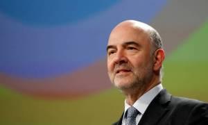 Μοσκοβισί: Υπέρ ενός ισχυρού συνόλου δεσμεύσεων για τη μείωση του χρέους