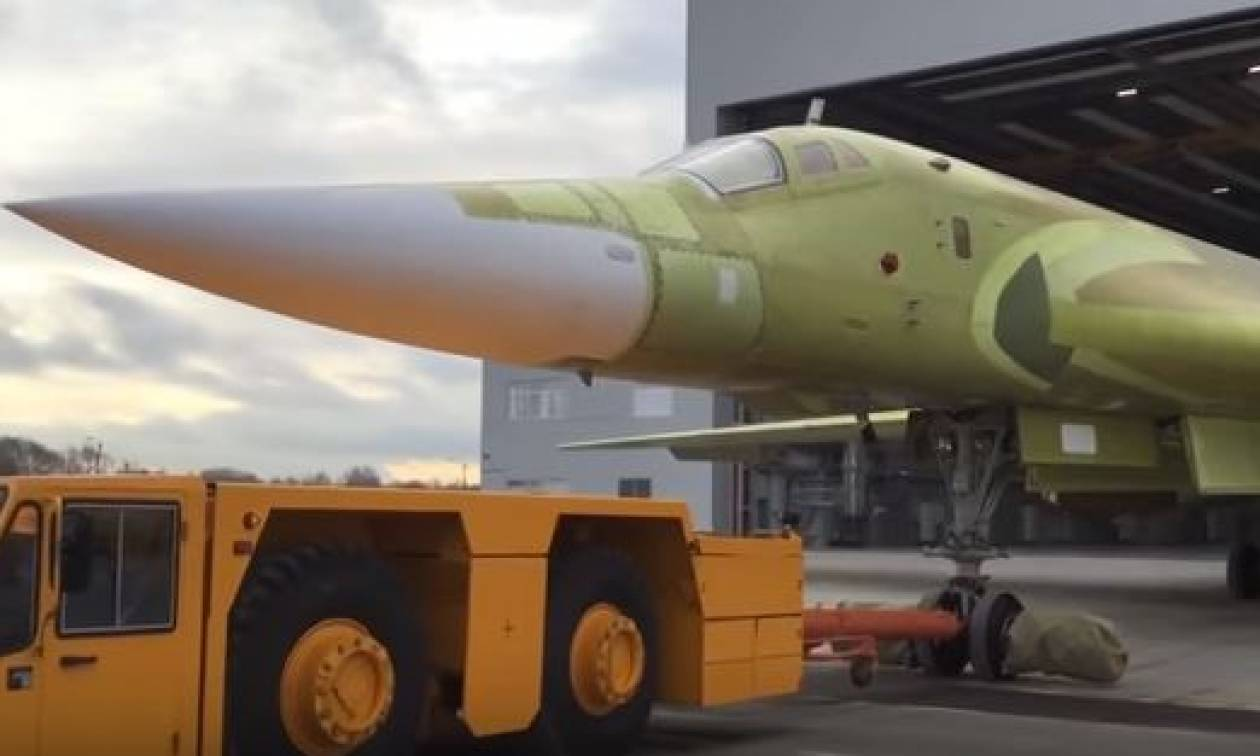Ρωσία: Ξεκίνησε η κατασκευή του πρώτου υπερηχητικού βομβαρδιστικού