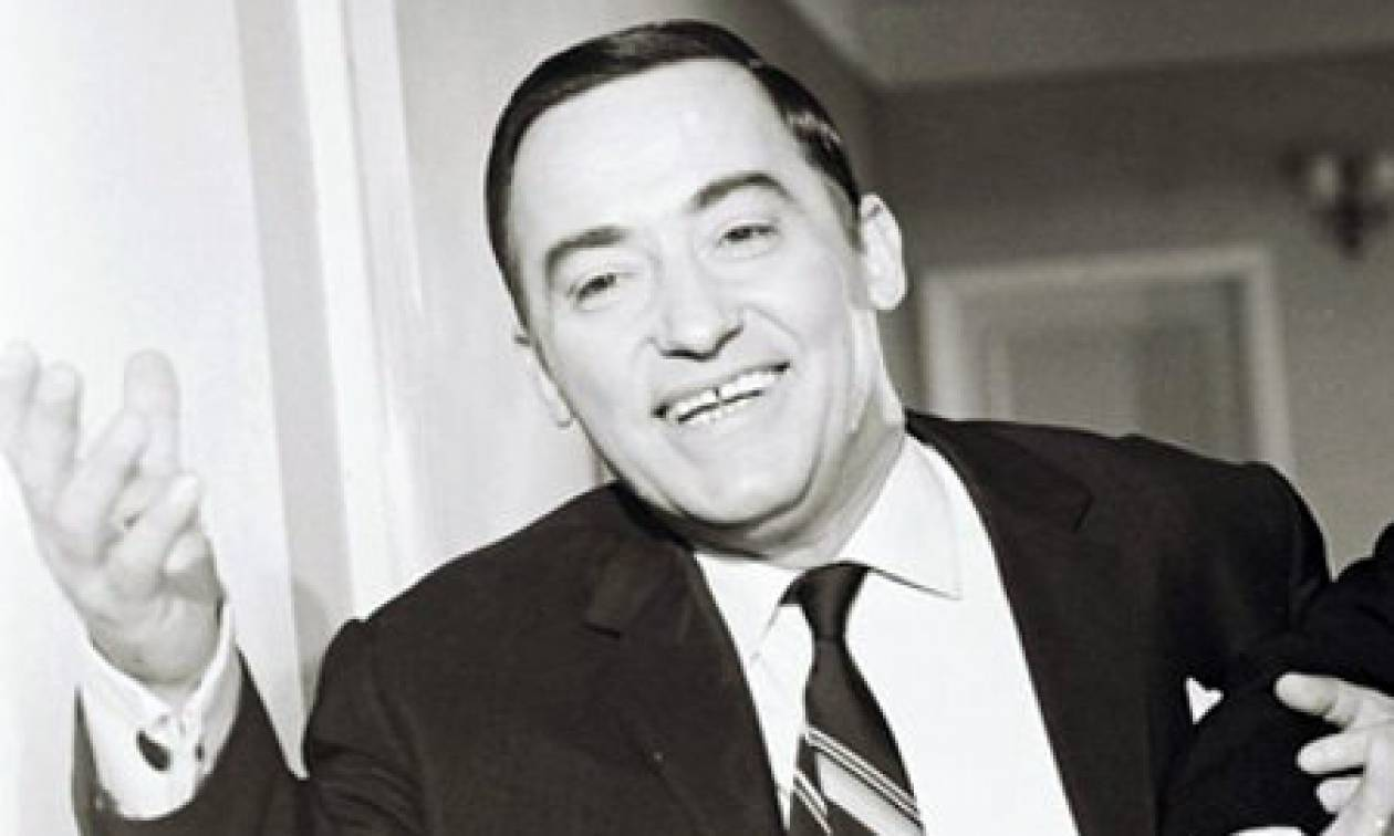 Σαν σήμερα το 1999 πεθαίνει ο ηθοποιός Νίκος Ρίζος