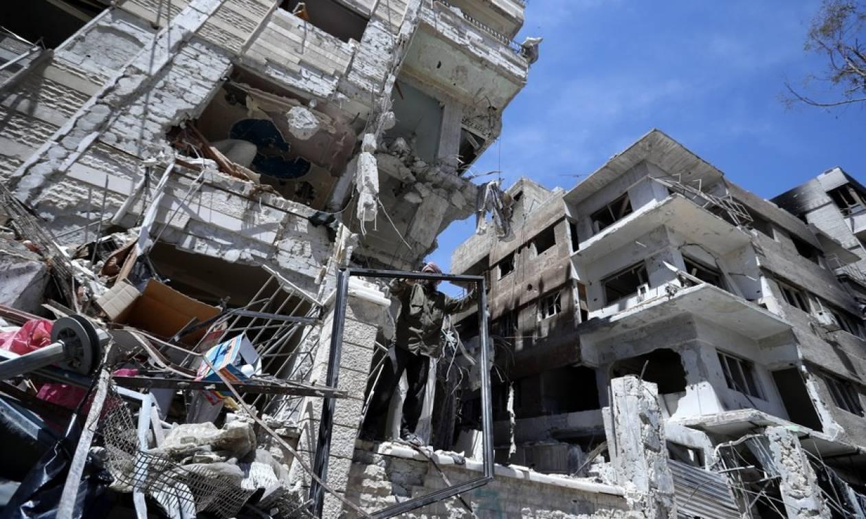ΗΠΑ: Δεν υπάρχουν ενδείξεις ότι η Δαμασκός σχεδιάζει νέα χημική επίθεση