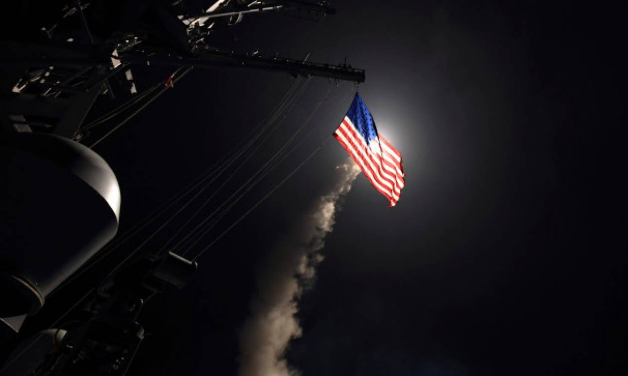 «Λάφυρα» στη… Ρωσία αμερικανικοί πύραυλοι που δεν εξερράγησαν στη Συρία