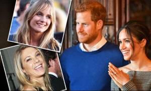 Οι παραλίγο… πριγκίπισσες!  Αυτές είναι οι πρώην του πρίγκιπα Χάρι