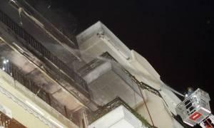 Φωτιά: Στις φλόγες διαμέρισμα στην Κυψέλη - Απεγκλωβίστηκε μια 73χρονη