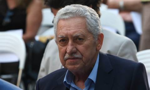 Κουβέλης για Τουρκία: Φοβάμαι «θερμό» επεισόδιο από ατύχημα (vid)