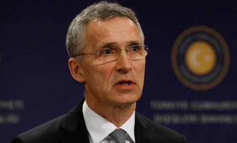 Στόλτενμπεργκ σε Ελλάδα και Τουρκία: «Λύστε τις διαφορές σας»
