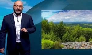 Καιρός: πρόσκαιρη πτώση της θερμοκρασίας και μετά λιακάδες. Η πρόγνωση του Σάκη Αρναούτογλου (video)