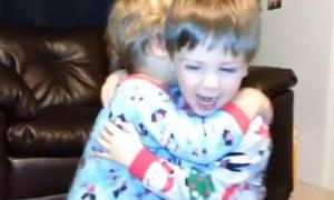 Πώς είναι να έχεις αδέρφια; Δείτε το βίντεο και θα καταλάβετε (vid)