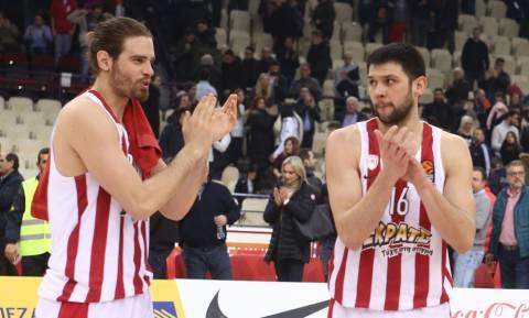 Ολυμπιακός - Ζαλγκίρις: Ζήτησαν να παίξουν Παπανικολάου και Μπόγρης