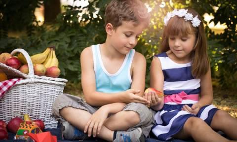 Μπορεί ένα παιδί να «ερωτευτεί» από τόσο μικρό;