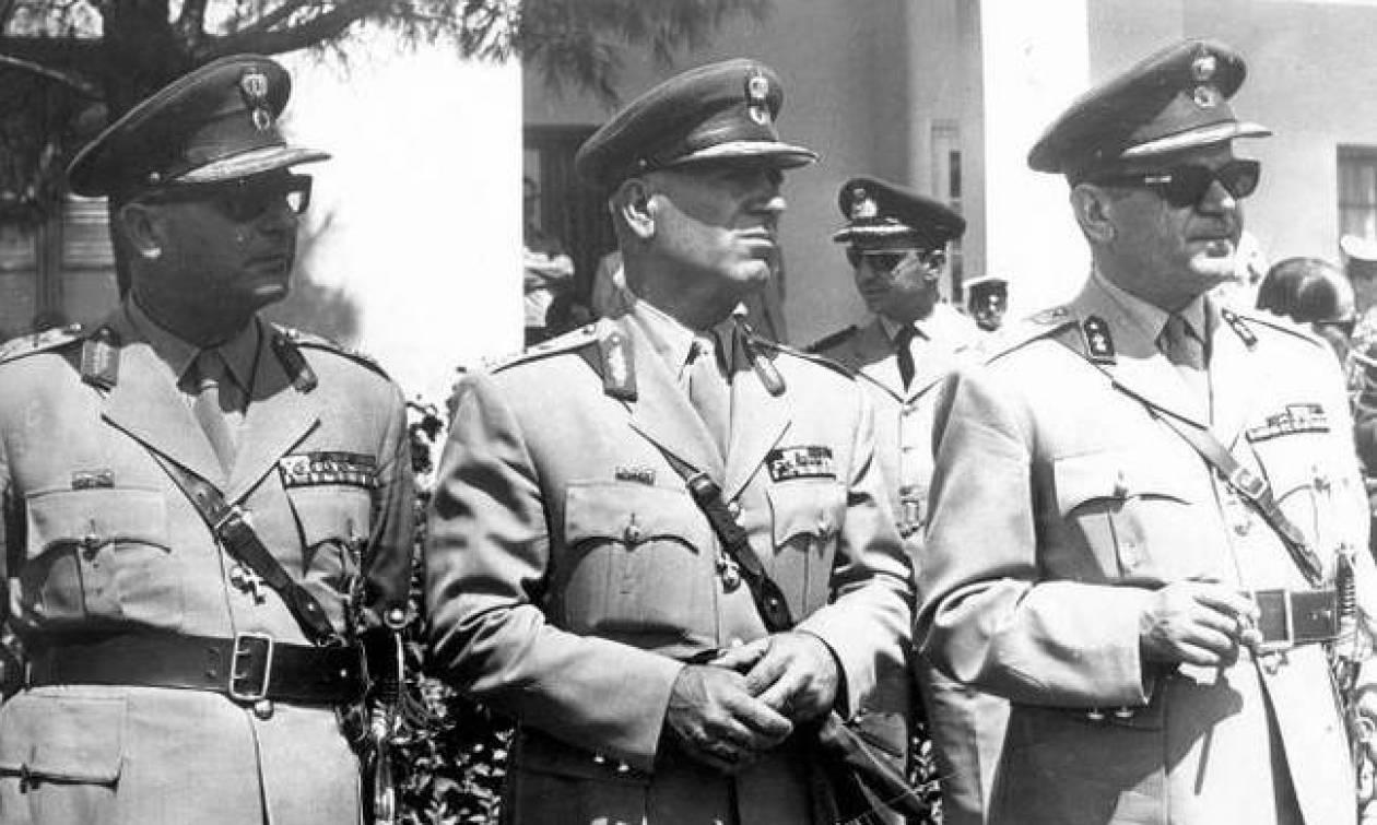 Σαν σήμερα το 1967 ο στρατός κατέλαβε την εξουσία με πραξικόπημα