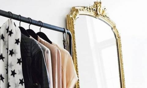 Αλλαγή φρουράς: Πως θα μαζέψουμε τα χειμερινά ρούχα στην ντουλάπα μας