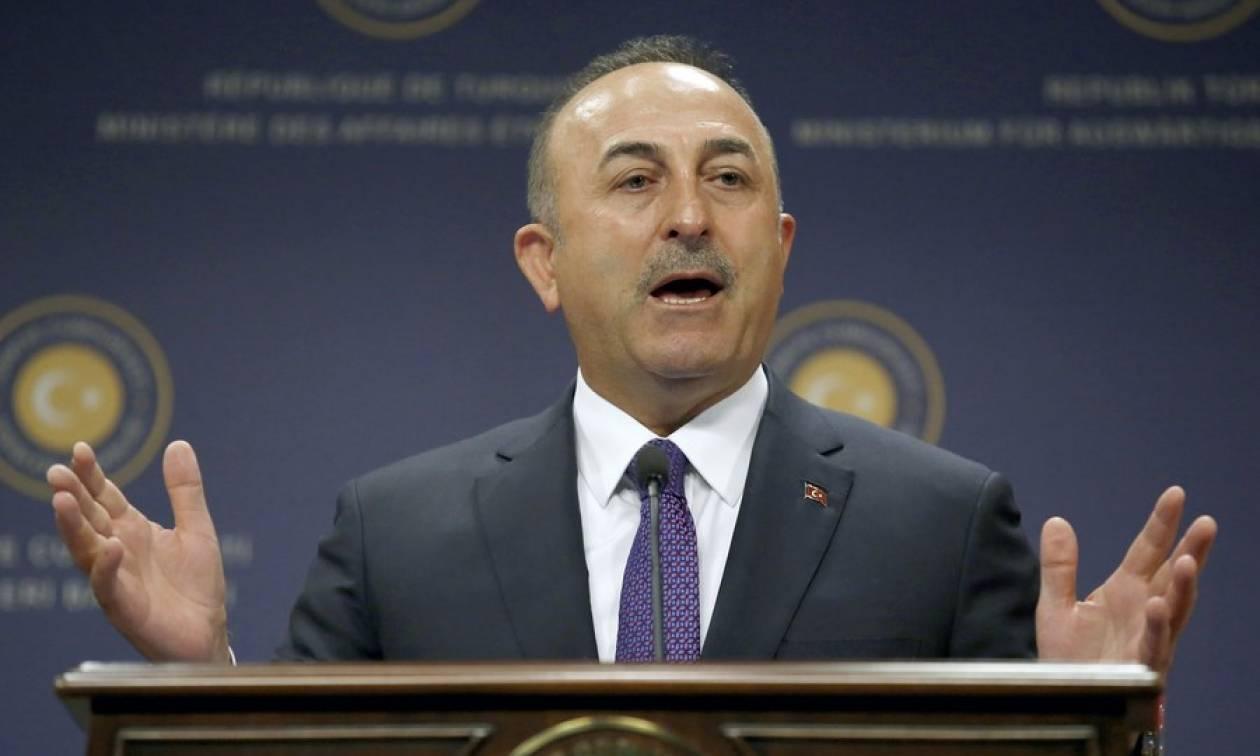 «Βόμβα» Τσαβούσογλου για το Κυπριακό: Πρότεινε λύση δύο κρατών