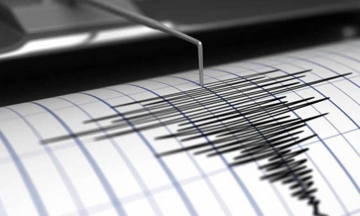 Νέος σεισμός στην Χαλκιδική