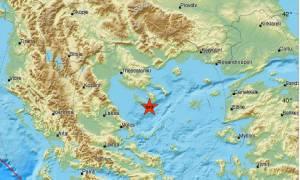 Νέος σεισμός 4,3 Ρίχτερ στη Χαλκιδική