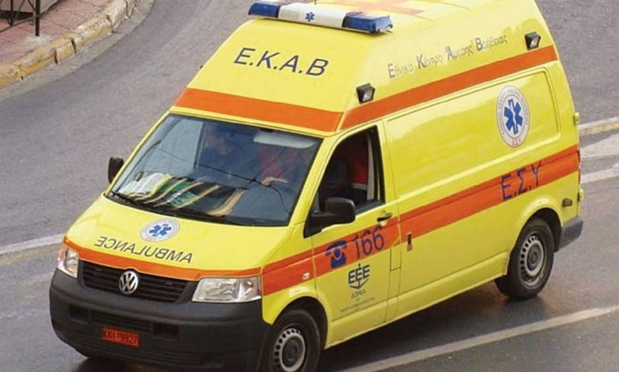 Φρικτός θάνατος 25χρονου έξω από τη Θεσσαλονίκη