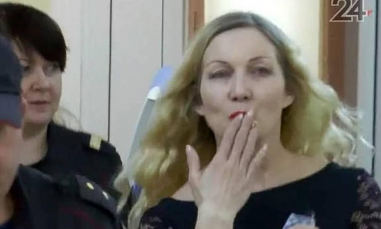 Αδίστακτη Ρωσίδα ευνούχισε τον άνδρα της και μετά έστελνε... φιλάκια! (pics)