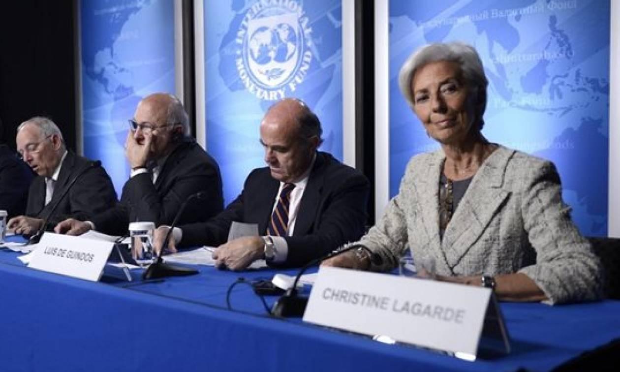 Washington Group: To ελληνικό πρόγραμμα θα ολοκληρωθεί στην ώρα του - Να αποφασίσει μόνο του το ΔΝΤ