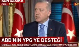 Δείτε ολόκληρη τη συνέντευξη Ερντογάν – Τι είπε για την Ελλάδα και τους δύο Έλληνες στρατιωτικούς