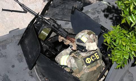 Ρωσία: Καρέ–καρέ η μάχη αστυνομικών με τρομοκράτες – Θα έπνιγαν την εργατική πρωτομαγιά στο αίμα