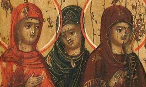 Κυριακή των Μυροφόρων: Μεγάλη γιορτή της Ορθοδοξίας - Τι γιορτάζουμε σήμερα