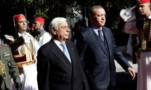Ηχηρή απάντηση Παυλόπουλου σε Ερντογάν: Δεν αρκούν τα λόγια για ειρήνη, κάνε και έργα