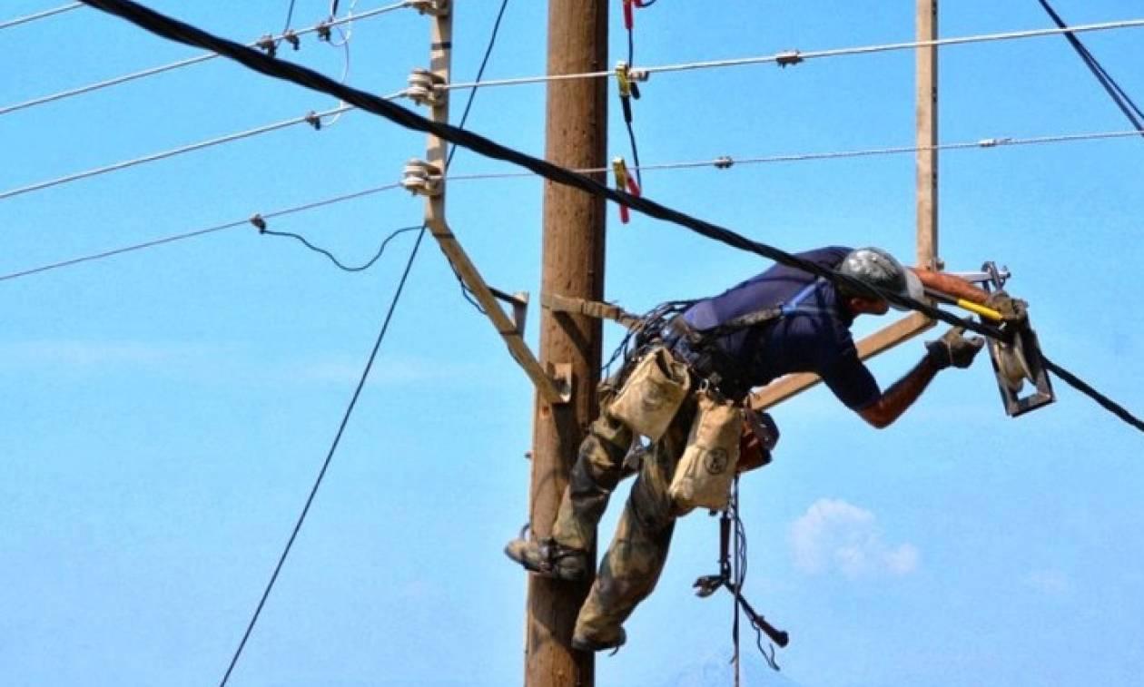 ΓΕΝΟΠ ΔΕΗ: Από τα ξημερώματα της Δευτέρας ξεκινούν διακοπές ρεύματος
