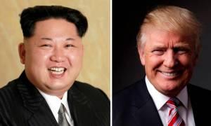 Τραμπ: «Απέχουμε πολύ» από το τέλος της κρίσης με τη Βόρεια Κορέα