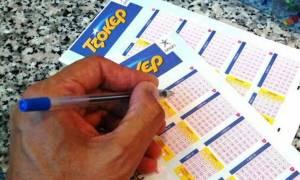 Τζόκερ: Οι τυχεροί αριθμοί που κερδίζουν 4.000.000 ευρώ!