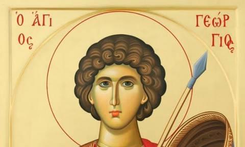 Τα συγκλονιστικά θαύματα του Αγίου Γεωργίου
