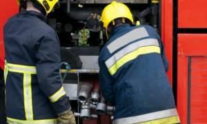 Ασύλληπτη τραγωδία στην Κυλλήνη: Κάηκε ζωντανή μπροστά στον άνδρα της (pics)