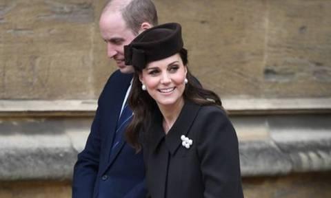 Συμβαίνει τώρα: Η Kate Middleton… γεννάει