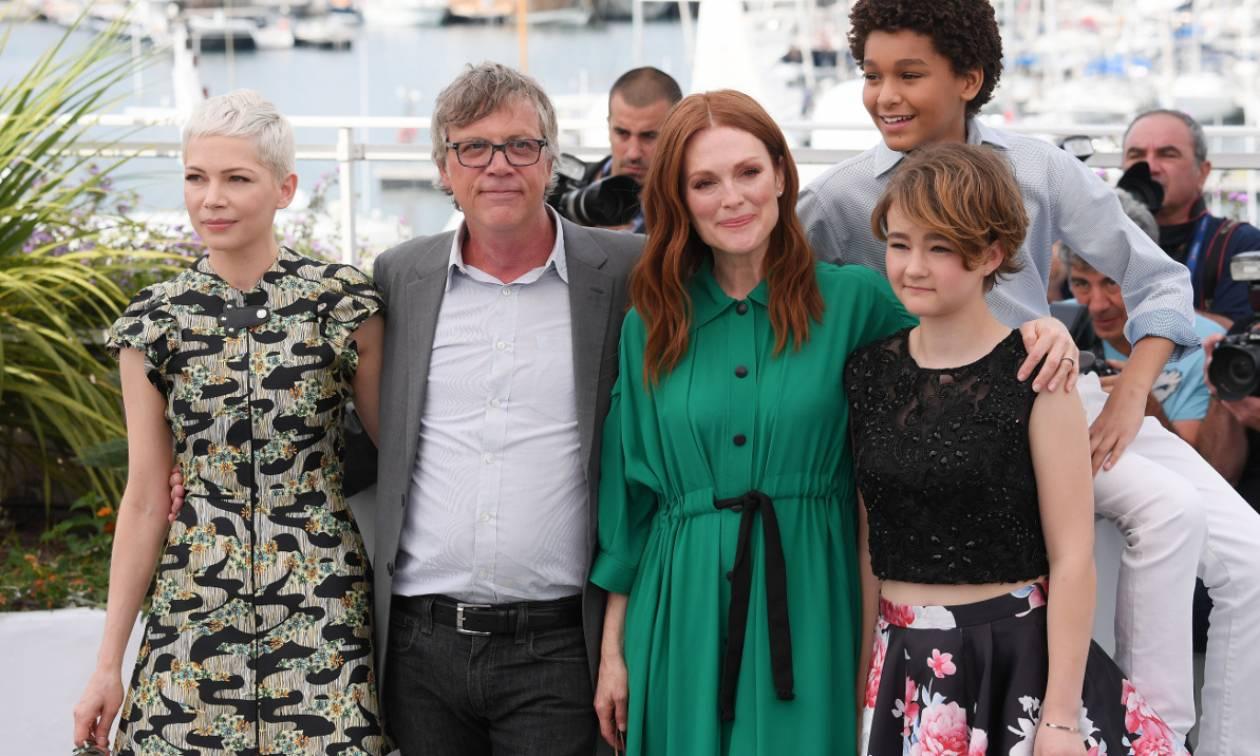 Μισέλ Ουίλιαμς και Τζούλιαν Μουρ στο remake της ταινίας «After the Wedding»