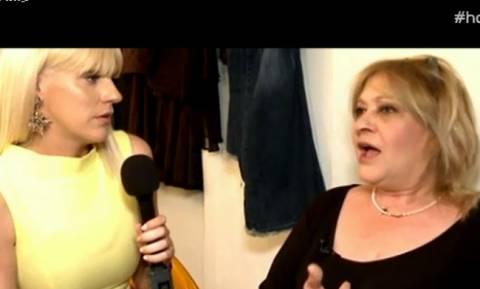 «Έμεινε» η Τζόυς Ευείδη με την ατάκα της Σταμάτη on camera για την επέμβαση στο πρόσωπό της