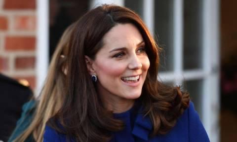 Το χρονικό της τρίτης εγκυμοσύνης της Kate Middleton
