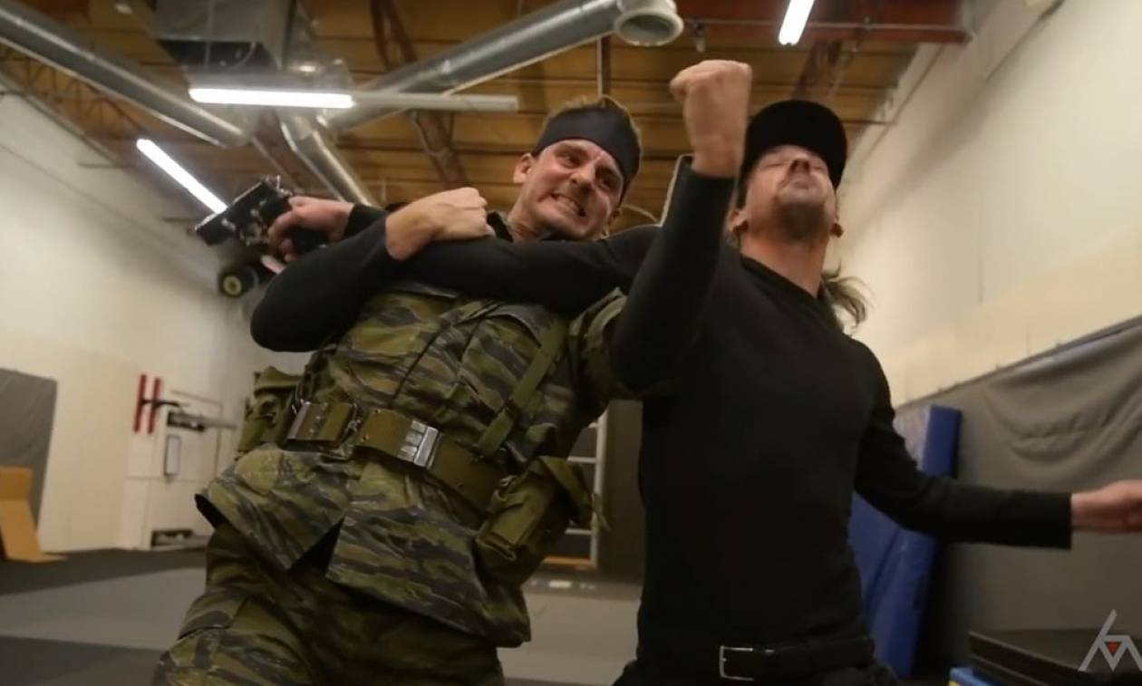 Επικό βίντεο: Δείτε πώς γυρίζονται οι σκηνές μάχης!