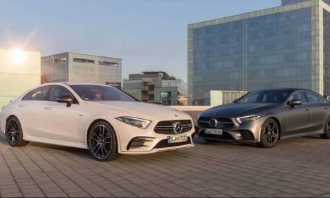 Αυτοκίνητο: H ολοκαίνουργια CLS είναι η πιο κομψή Mercedes