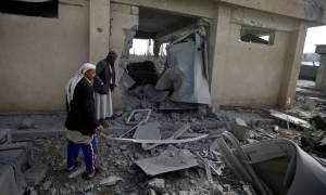Ματωμένος γάμος στην Υεμένη: Δεκάδες νεκροί από αεροπορική επίθεση
