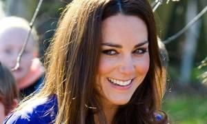 Δε θα πιστέψετε ποιος ήταν στο πλευρό της Kate Middleton μέχρι την τελευταία στιγμή