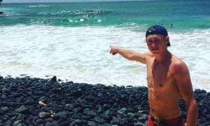 Απίστευτο: 20χρονος επέζησε από επίθεση καρχαρία, αρκούδας και φιδιού!