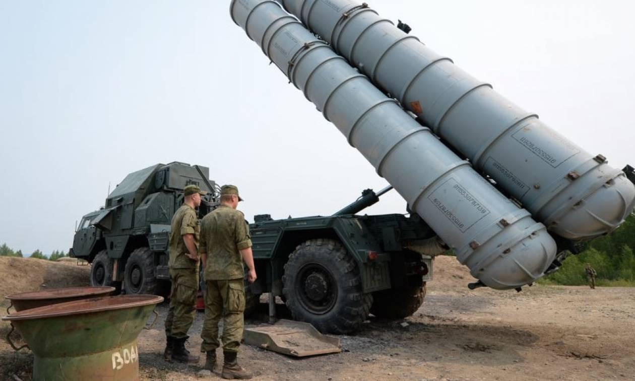 Μυστήριο με την αποστολή ρωσικών S-300 στη Συρία