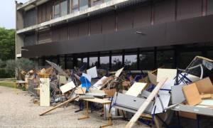 Γαλλία: Η αστυνομία μπούκαρε σε υπό κατάληψη πανεπιστήμιο αλλά οι φοιτητές είχαν πάει… διακοπές!