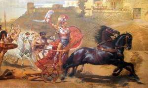 Αλβανική προπαγάνδα: «Ο Αχιλλέας είναι πρόγονός μας και οι Τρώες αρχαίοι Αλβανοί»