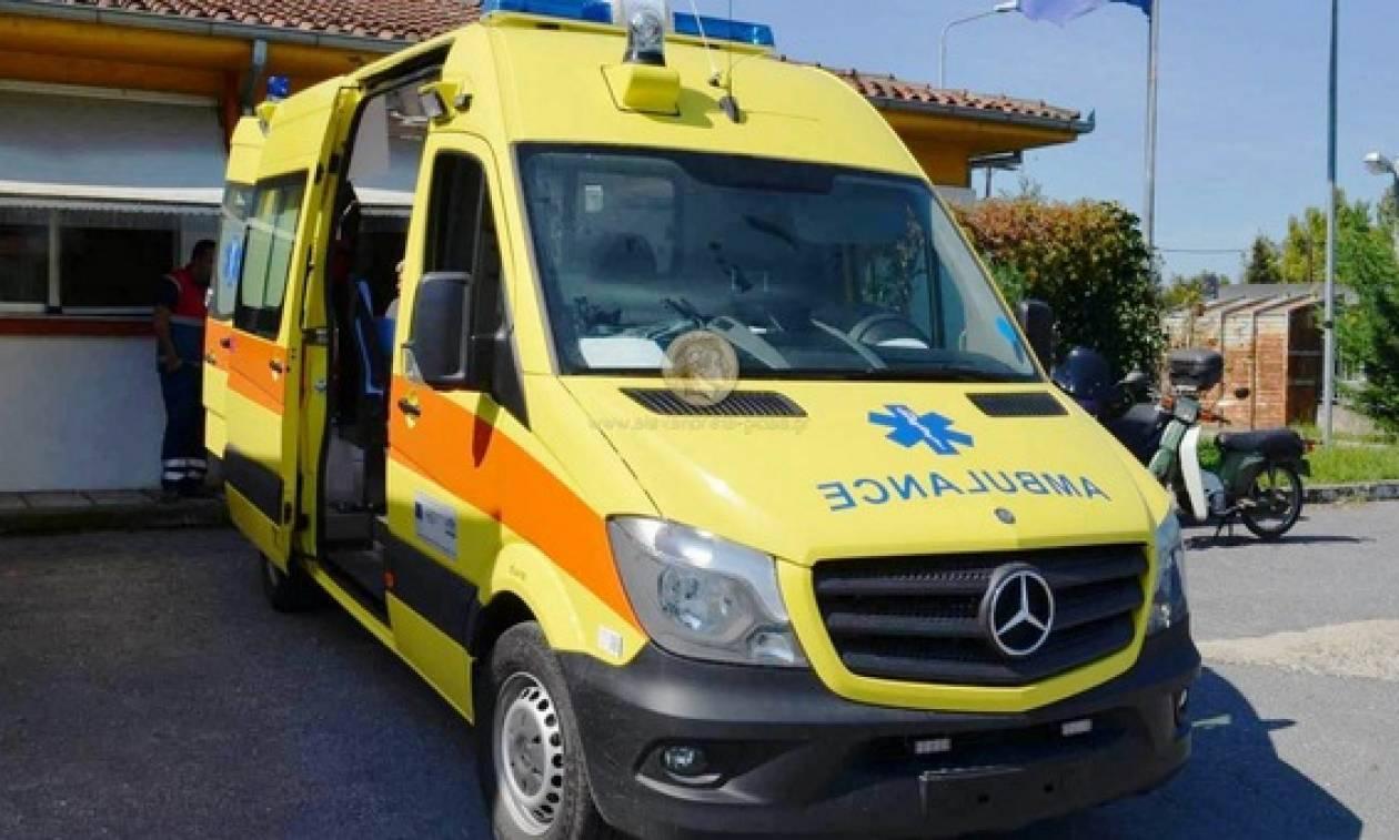 Χανιά: «Βουτιά» στο κενό για 25χρονο στο νοσοκομείο Χανίων