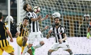 Crash test για το ελληνικό ποδόσφαιρο ο τελικός ΠΑΟΚ-ΑΕΚ