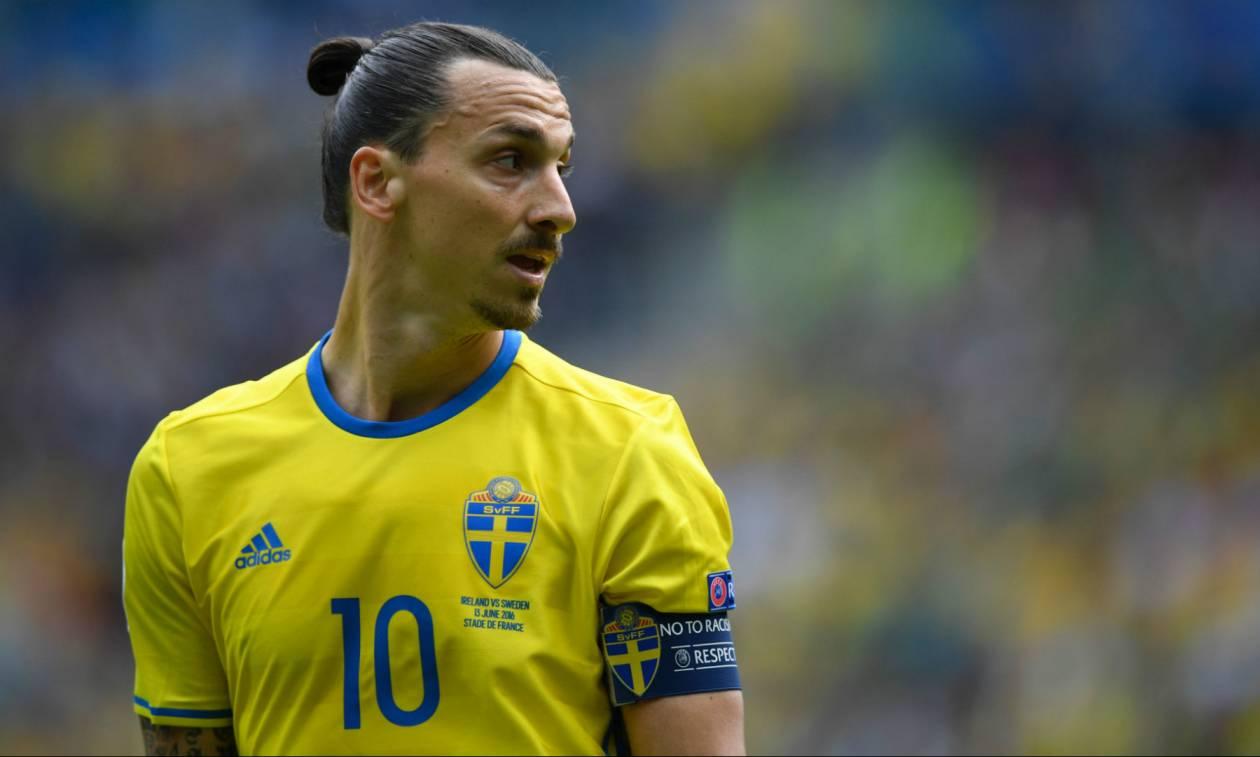 Μουντιάλ 2018 - «Άκυρο» στον Ιμπραΐμοβιτς: Ο Ζλάταν δεν θα είναι στο Παγκόσμιο Κύπελλο