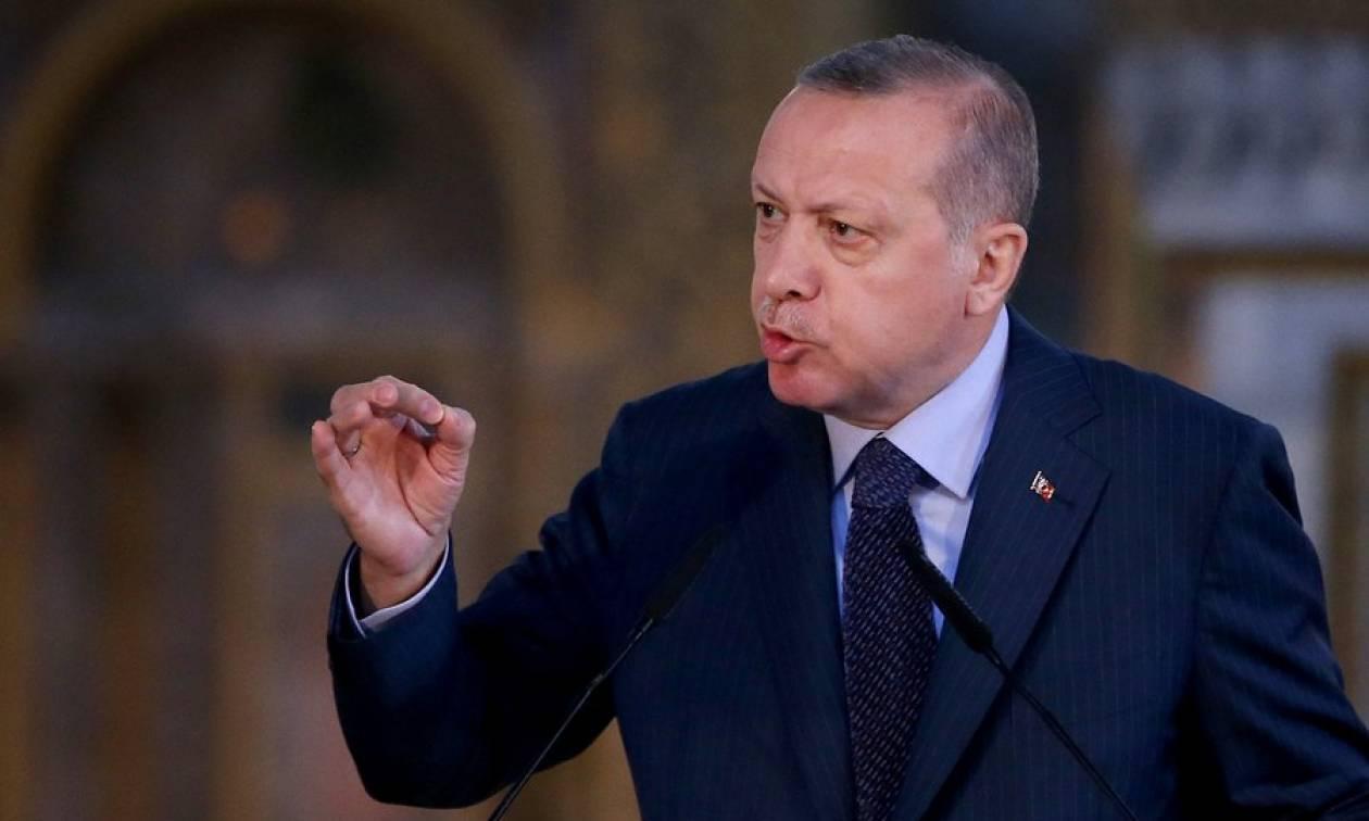 Το... βιολί του ο Ερντογάν: Θα κάνουμε προεκλογική συγκέντρωση σε ευρωπαϊκή πόλη
